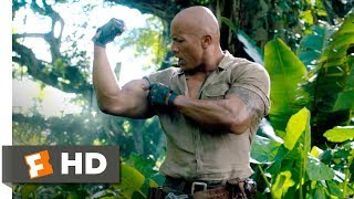 Jumanji: Welcome to the Jungle (2017) - Choose Your Character Scene (1/10) | Movieclips width=