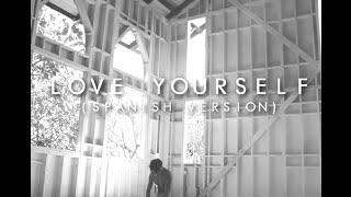 getlinkyoutube.com-Justin Bieber - Love Yourself (spanish version) - Alan Gonzalez (Letra en español)