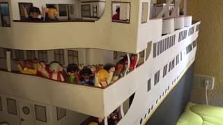 getlinkyoutube.com-Nuevo Titanic Playmobil