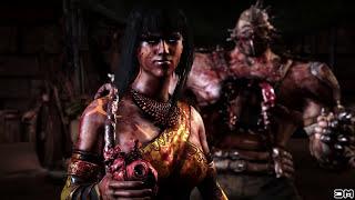 getlinkyoutube.com-Mortal Kombat X All Fatalities & X-Rays on Ferra/Torr 60FPS 1080p