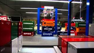 getlinkyoutube.com-RC-Glashaus Container Terminal