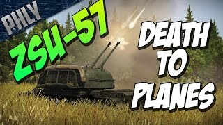 getlinkyoutube.com-War Thunder - ZSU-57 SKY ERADICATOR - War Thunder Tank Gameplay