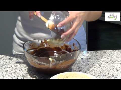 Σοκολατάκια με αμύγδαλο - Sokolatakia - StoPikaiFi.gr