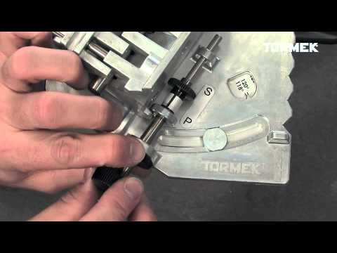TORMEK DBS-22 Przyrząd do wierteł. Średnice wierteł 3-22 mm.