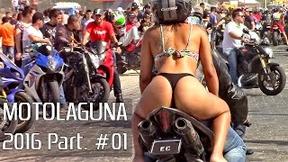 getlinkyoutube.com-MOTOLAGUNA 2016 #01 - Bikinis, Burnouts & Superbikes!