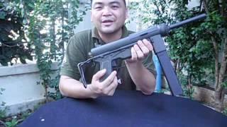 getlinkyoutube.com-Review Snowwolf SW-M6(M3A1) Thai Sound