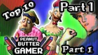 getlinkyoutube.com-Top 10 Weirdest Zelda Characters!