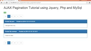 getlinkyoutube.com-ajax pagination using jquery,php & mysql - part(2/3)