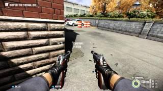 getlinkyoutube.com-Payday 2 Double wielding, John Wick DW stealth gameplay