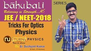 Tricks For Optics Physics I NEET/JEE-2018 width=