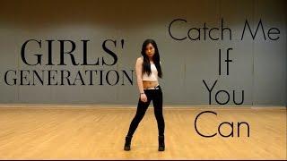 getlinkyoutube.com-Girls' Generation(소녀시대) - Catch Me If You Can (캐치 미 이프 유캔) Dance Cover