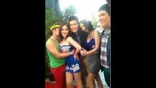 getlinkyoutube.com-วู๊ดดี้จูบนมสองสาว