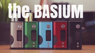 The Basium, a Vaping Biker and Dovpo project. THE PRESENTATION!