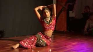 Tumse Milke Dil Ka Jo Haal - Dancer ♥ Darshini Ranganathan ♥ 16, A Pride of India in Nantes, FRANCE