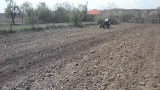 getlinkyoutube.com-Home made tractor - Romania