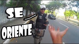 getlinkyoutube.com-Tomei um enquadro e o policial chamou minha atenção !