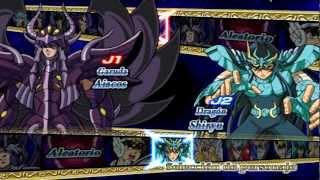 getlinkyoutube.com-Saint Seiya (Caballeros del zodiaco) The Hades Gameplay (RadaManthys) HD