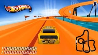 getlinkyoutube.com-Juego de Autos 7: Hot Wheels Color Shifters Track Actión  in HD