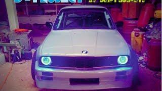 getlinkyoutube.com-DRIFTMOMENTS BMW E30 3.5 Schnitzer D-PROJECT FOR 2014