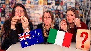 getlinkyoutube.com-Australians Try Italian Snacks