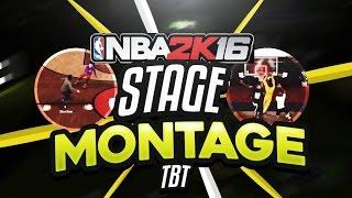 getlinkyoutube.com-NBA 2K16 Stage Montage | Throwback Thursday | Dribble God