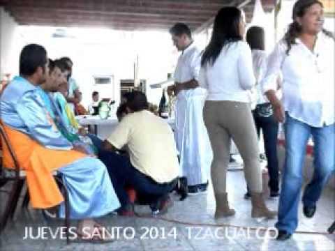 JUEVES SANTO 2014-- ZACOALCO DE TORRES JALISCO--