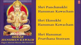 getlinkyoutube.com-Shree Panchmukhi, Ekmukhi Hanuman Kawach, Hanumat Prarthana Stotram Full Audio Songs Juke Box I Shre