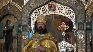 Проповедь в день памяти прп. Сергия Радонежского