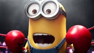 getlinkyoutube.com-MINIONS Short Movie - The Competition (2015)