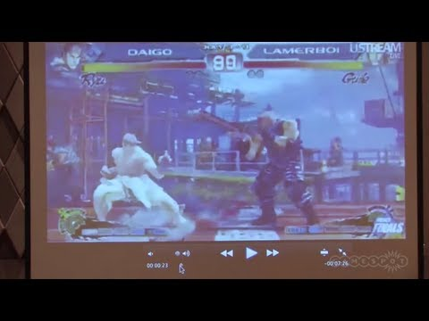 Daigo Exposed EVO 2011 Panel Part 2