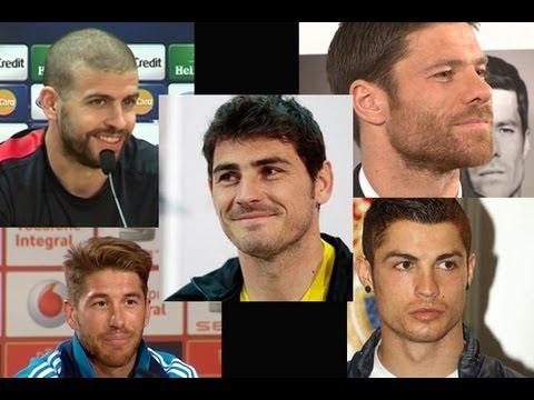 Los futbolistas más sexys del mundo