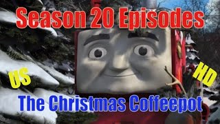 getlinkyoutube.com-The Christmas Coffeepot HD (US) - Season 20 - EPISODE - Thomas & Friends Leaks