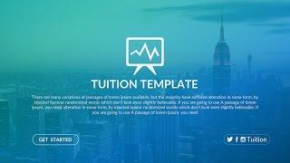 getlinkyoutube.com-Tuition Multipurpose Powerpoint Template