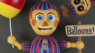"BALLON BOY ""TUTORIAL"" ✔PORCELANA FRIA ✔POLYMER CLAY ✔PLASTILINA"