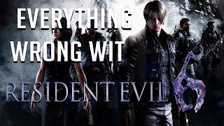 getlinkyoutube.com-GamingSins: Everything Wrong with Resident Evil 6