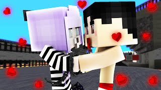 getlinkyoutube.com-Minecraft - WHO'S YOUR MOMMY? - BABY KISSES PRISONER!