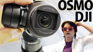 getlinkyoutube.com-ドローン技術をカメラに DJI OSMO 製品発表会で感じた、買うか買わないかの判断基準について