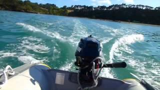 getlinkyoutube.com-Evinrude 3.5 hp Outboard