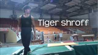 getlinkyoutube.com-Tiger shroff training footage......