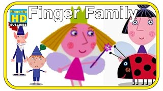 getlinkyoutube.com-Finger Family Song | Ben and Hollys Little Kingdom | Family With Daddy finger | Family song