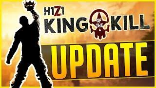 getlinkyoutube.com-THE KING OF THE KILL UPDATE- H1Z1
