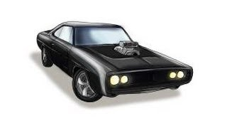 getlinkyoutube.com-How to draw a 1970 Dodge Charger from The Fast and the Furious