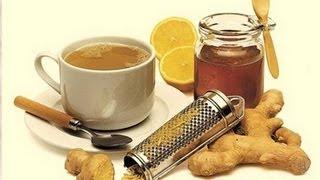 getlinkyoutube.com-Как приготовить имбирный чай?