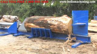 getlinkyoutube.com-Bell's Super Log Splitter