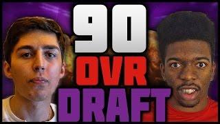 90 OVERALL TEAM GETS EXPOSED ?? - NBA 2K16 MYTEAM @LostNUnbound