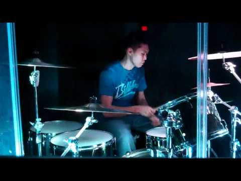 My Soul Longs - Jesus Culture (Drum Cover) [HD]