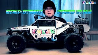 getlinkyoutube.com-Rebuild: HPI Baja - EXTREME options