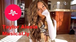 getlinkyoutube.com-Taylor Alesia Musical.ly Compilation 2016 // Part 1