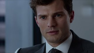 getlinkyoutube.com-5 Sexiest Moments of the 'Fifty Shades of Grey' Trailer