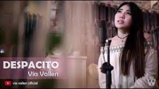 DESPACITO - VIA VALLEN Karaoke Dangdut